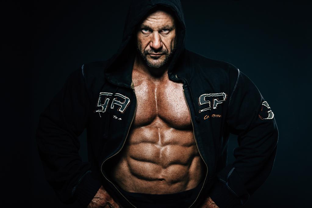 Fotografie für Sport, Fitness, Bodybuilding.